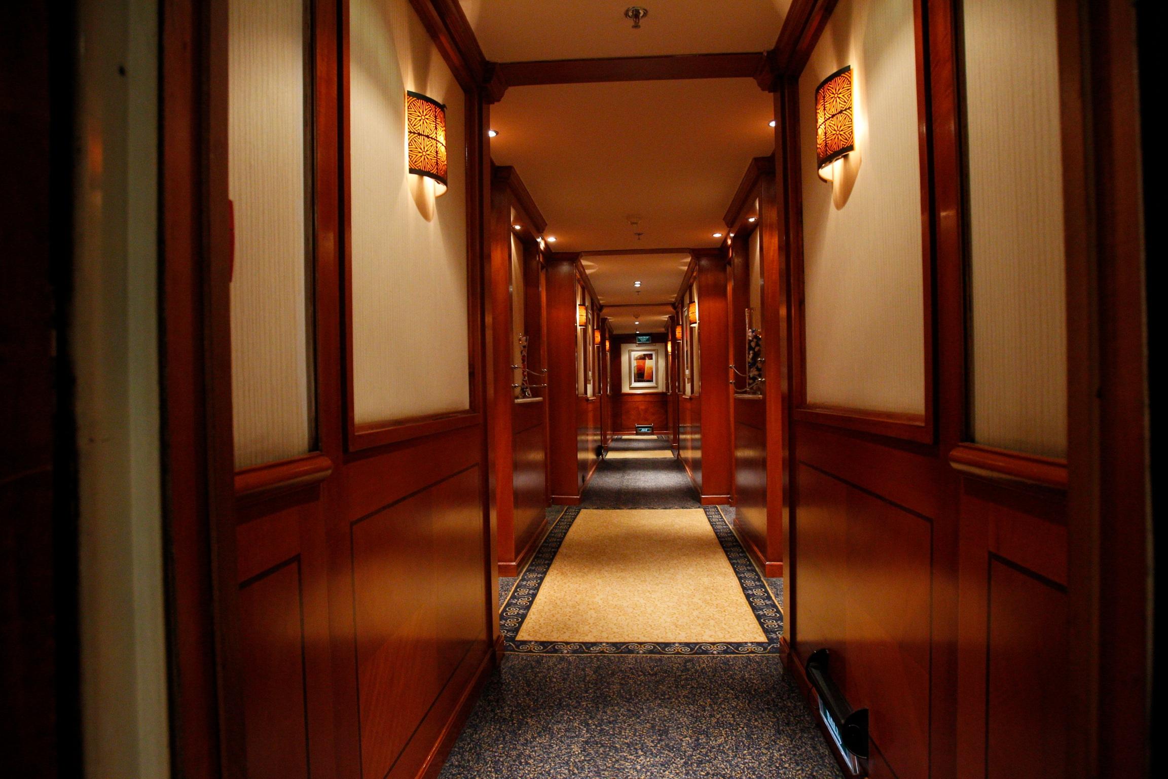 Egypten rundrejse Nilecruise Royal Viking bathroom