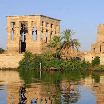 Nilkrydstogt og og 4 nætter i Hurghada