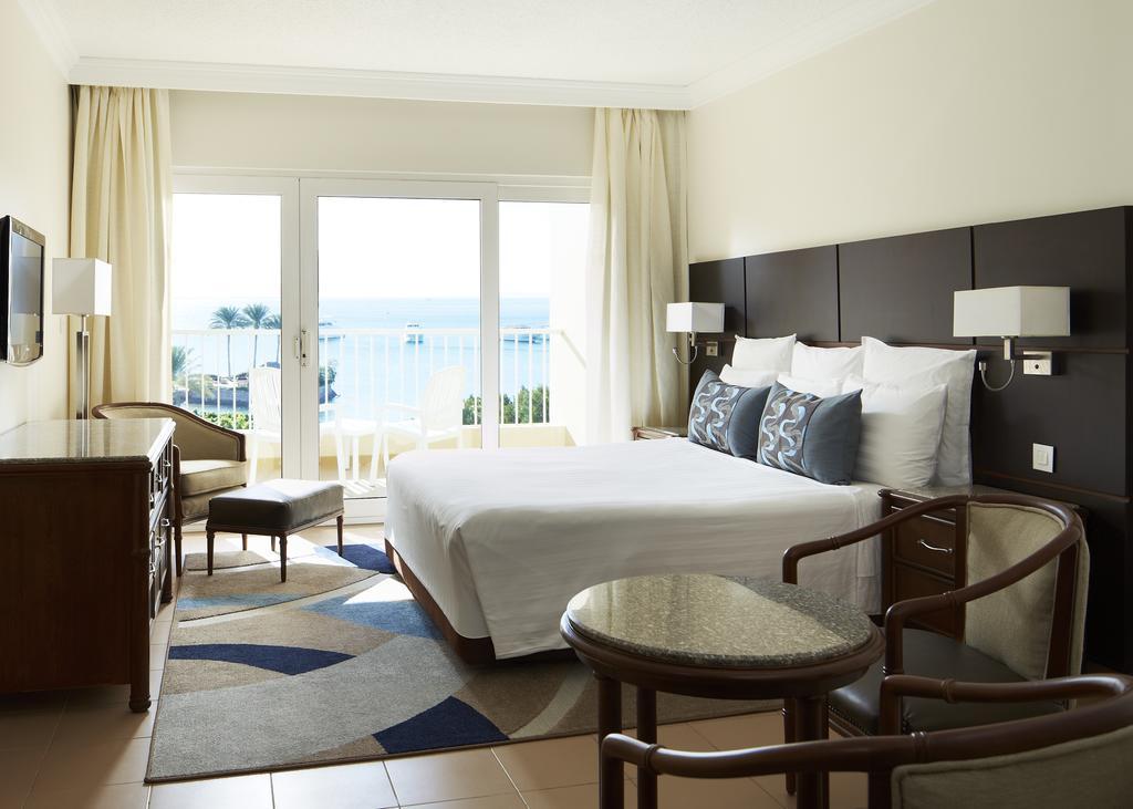 Marriott Red Sea Beach Resort Hurghada dbl room