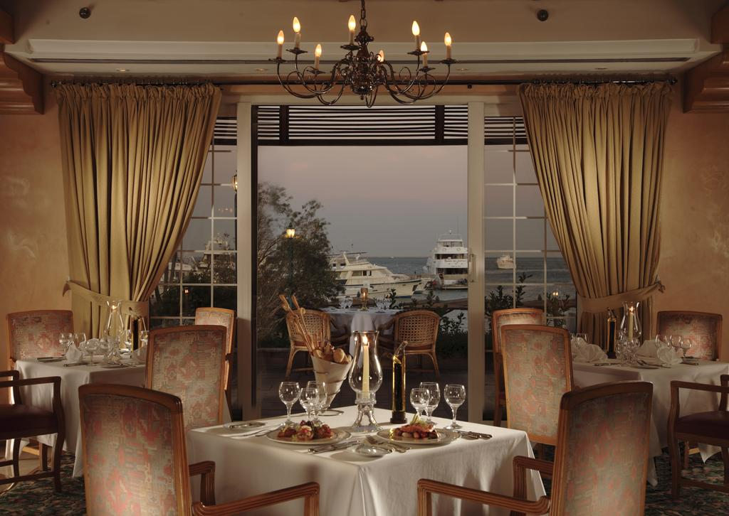 Marriott Red Sea Beach Resort Hurghada restaurant romance