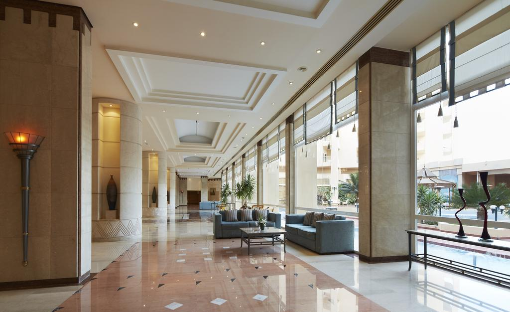 Marriott Red Sea Beach Resort Hurghada lobby