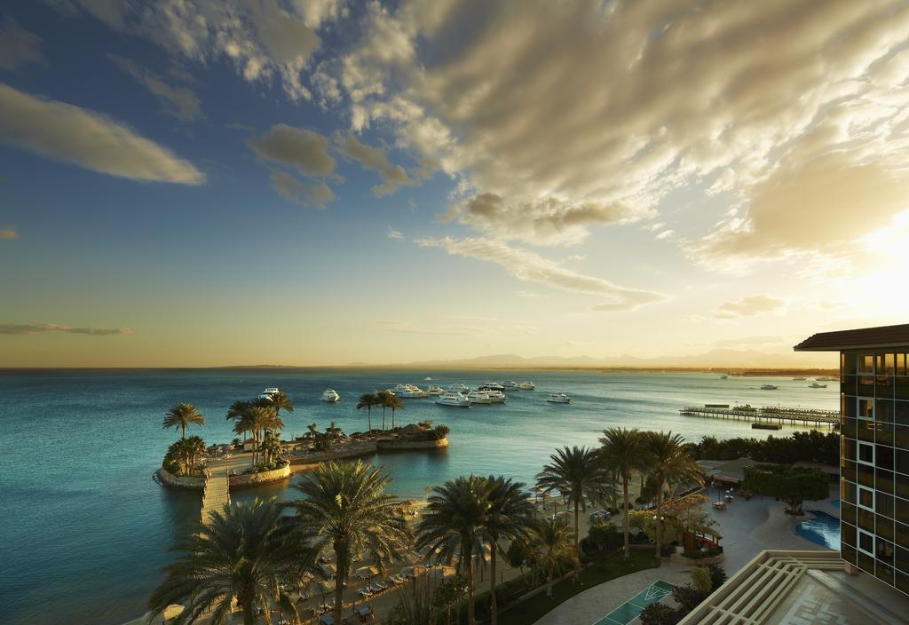 Marriott Red Sea Beach Resort Hurghada view