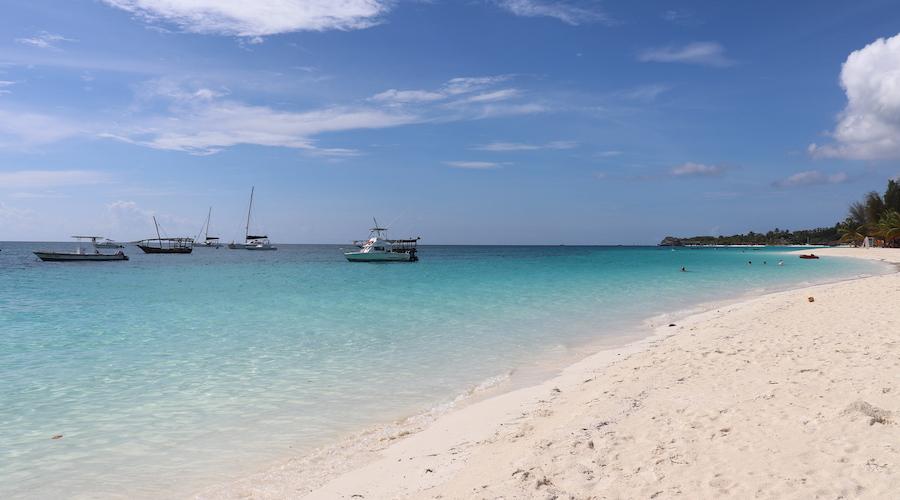 Zanzibar Kendwa Beach Younes Rejser