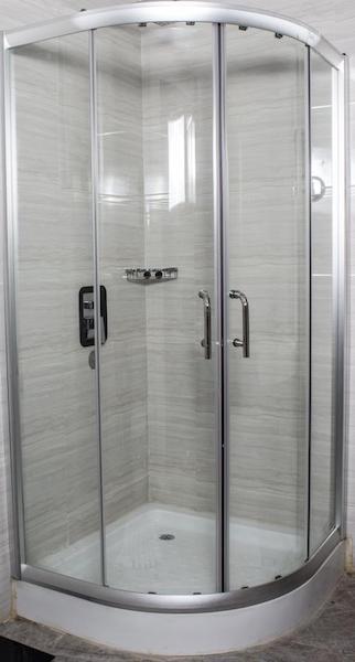 Egypten rejse Citymax-Aswan-bathroom-shower