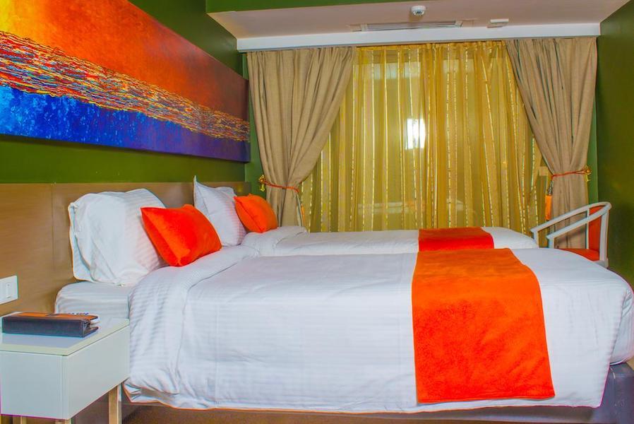 Egypten rejse Citymax-Aswan-dbl-room