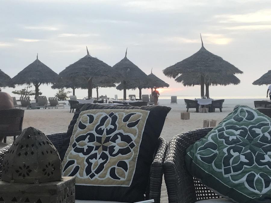Zanzibar Gold beach