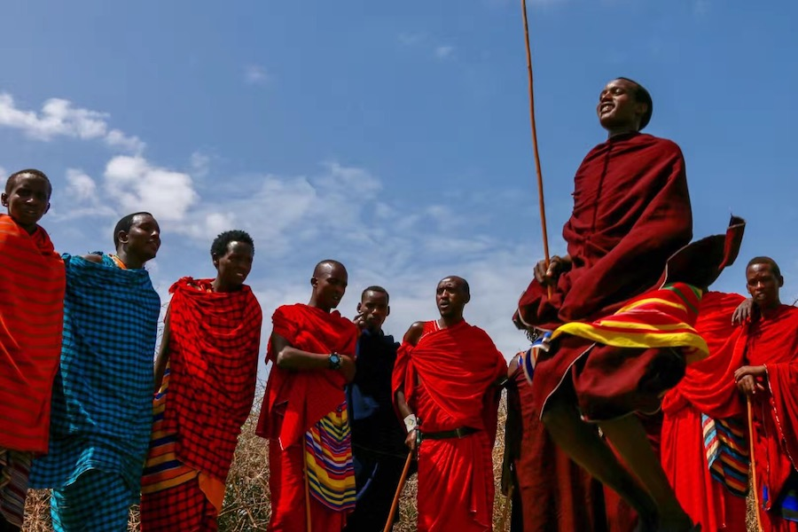 Zanzibar Tanzania safari masai