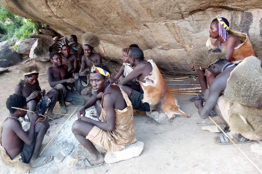 Tanzania safari native