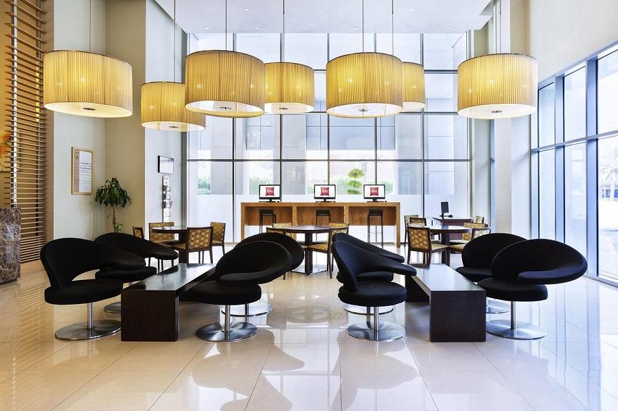 Dubai Ibis Deira City Centre Lobby