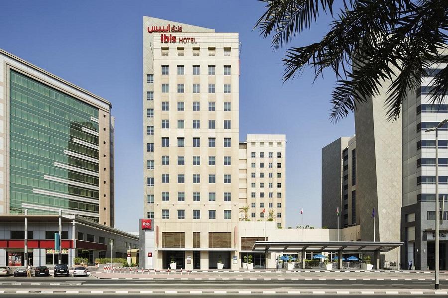 Dubai - Ibis Deira City Centre