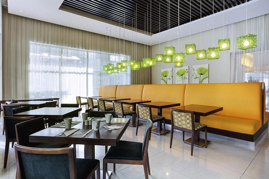Dubai Ibis Deira City Centre main restaurant