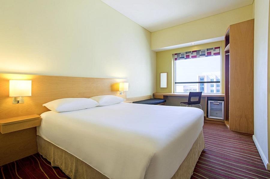 Dubai Ibis Deira City Centre sgl room