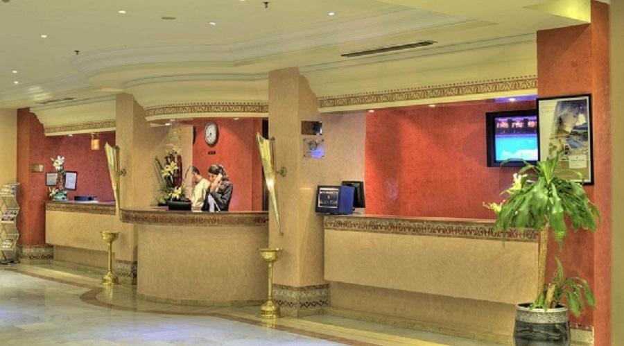 Hôtel Farah Marrakech reception