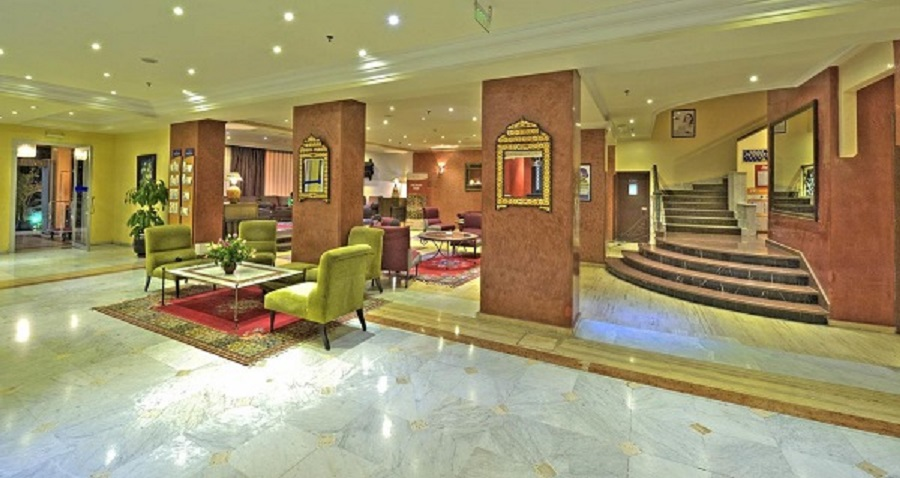 Hôtel Farah Marrakech lobby