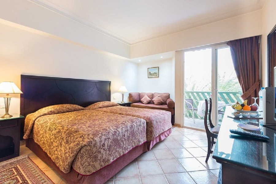 Hôtel Farah Marrakech twin room