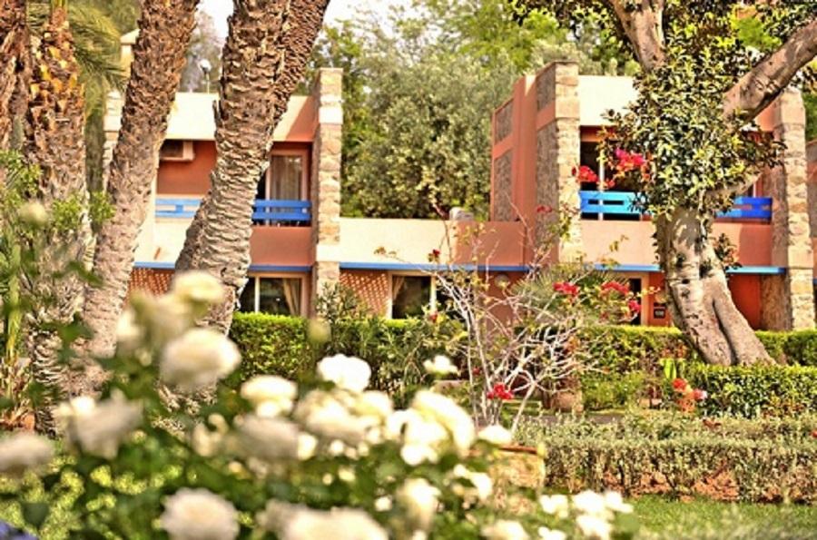 Hôtel Farah Marrakech garden