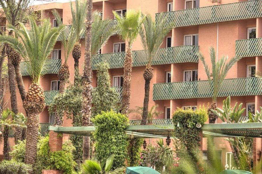 Hôtel Farah Marrakech main