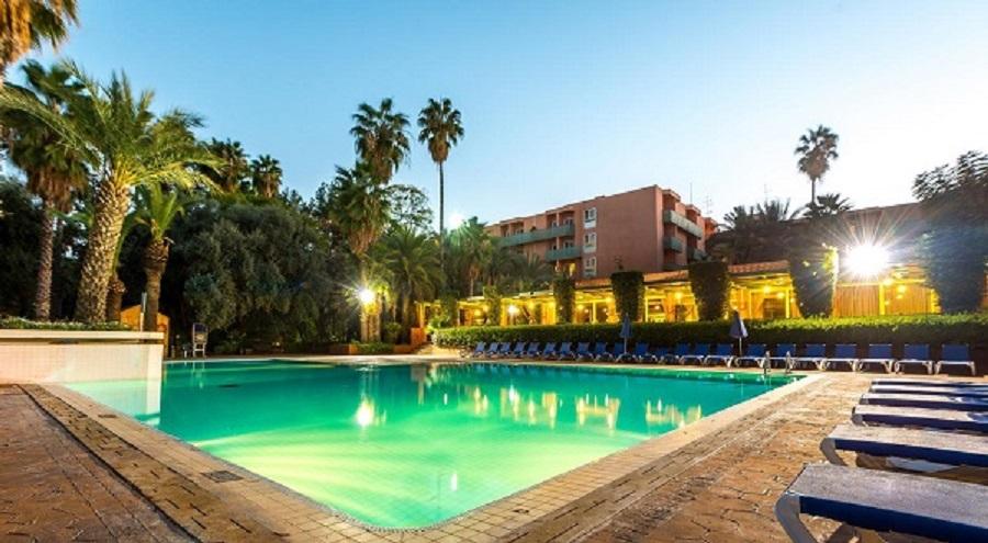 Hôtel Farah Marrakech pool