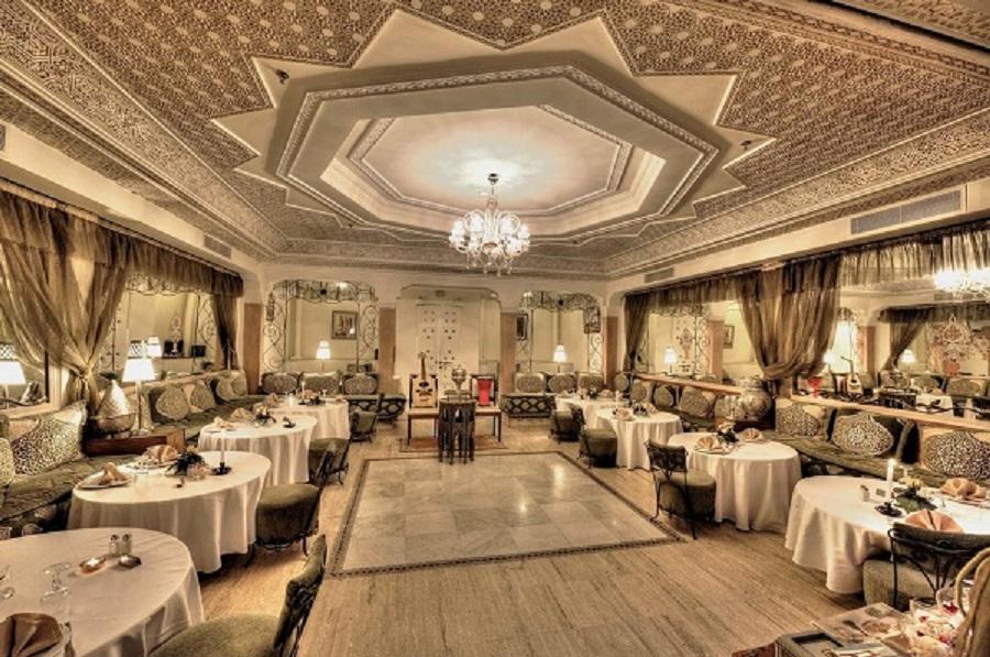 Hôtel Farah Marrakech restaurant