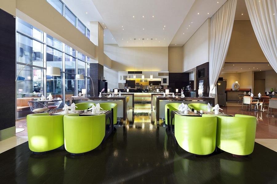 Ibis Al Rigga Dubai restaurant