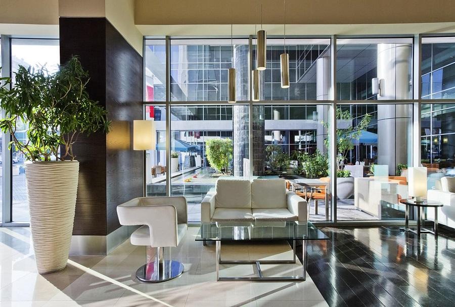 Ibis Al Rigga Dubai lobby