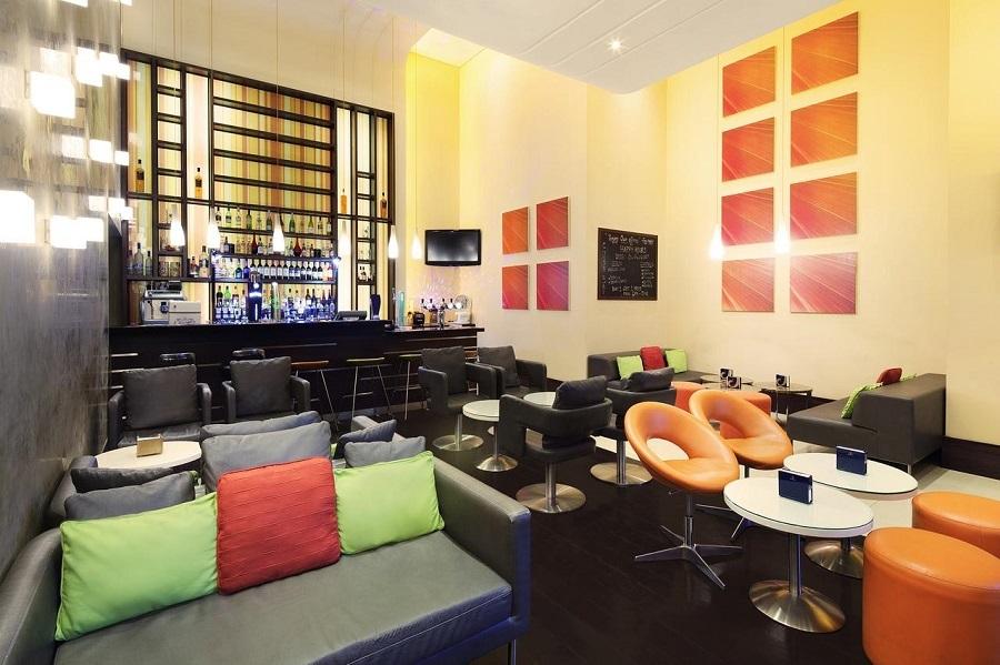 Ibis Al Rigga Dubai bar