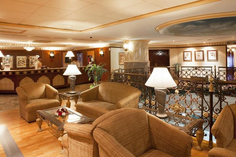 Landmark Plaza Hotel Dubai Lobby