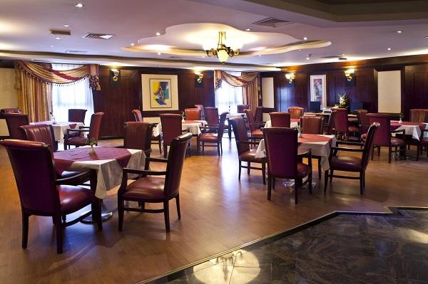 Landmark Plaza Hotel Dubai restaurant 2
