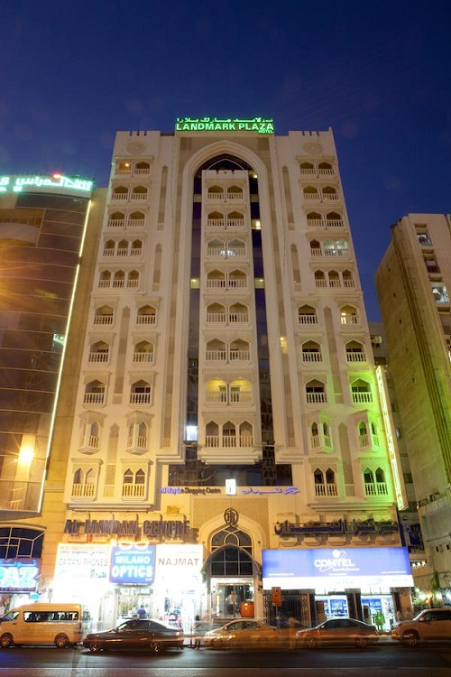 Dubai - Landmark Plaza Hotel