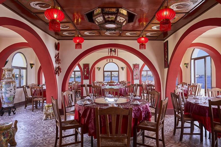 Iberotel Luxor Restaurant The Mandarin Egypten