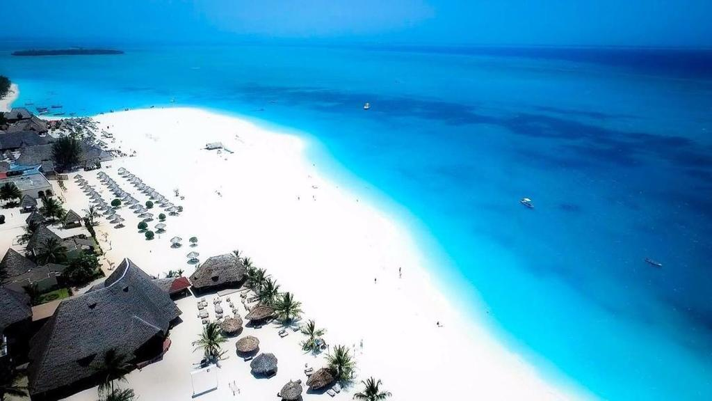 Zanzibar - Kendwa Rocks Beach Resort, nord-vest kysten