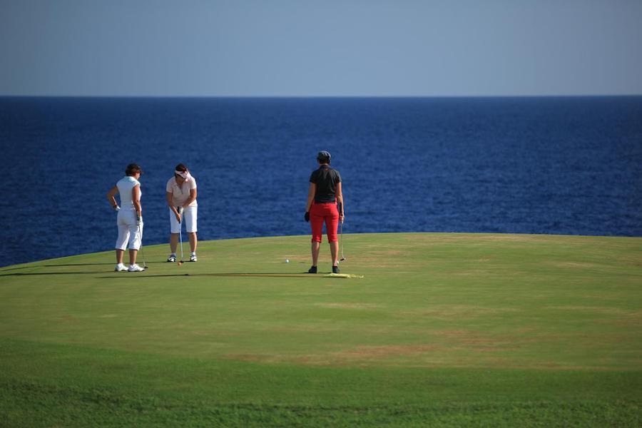 Golf i Soma Bay, Hurghada