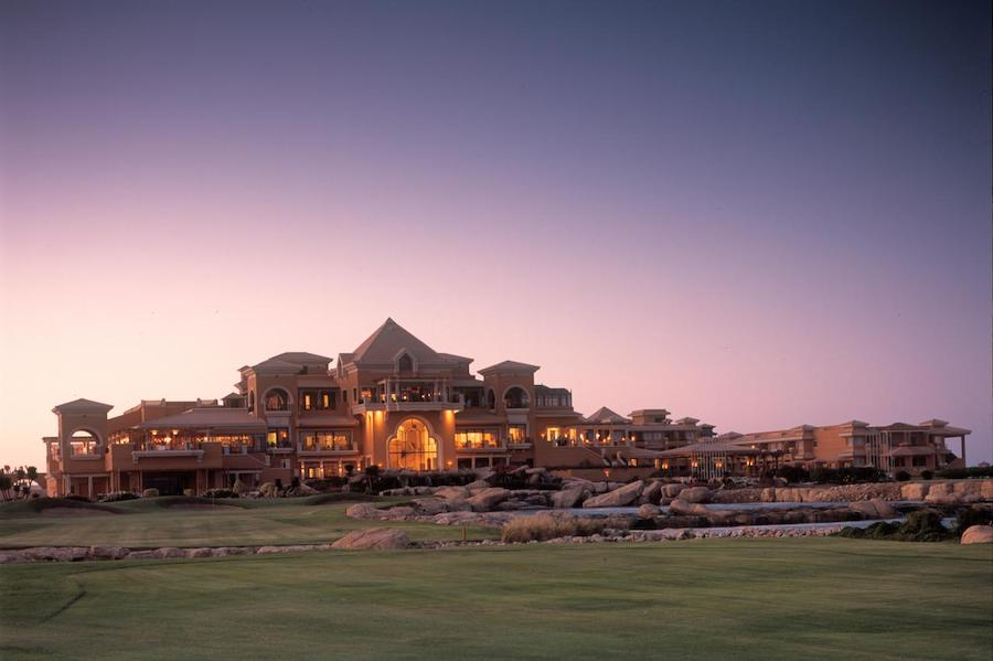 Hurghada - The Cascade Golf Resort Spa & Thalasso, Soma Bay