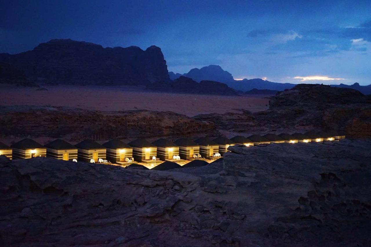 Wadi Rum - Mazayen Rum Camp