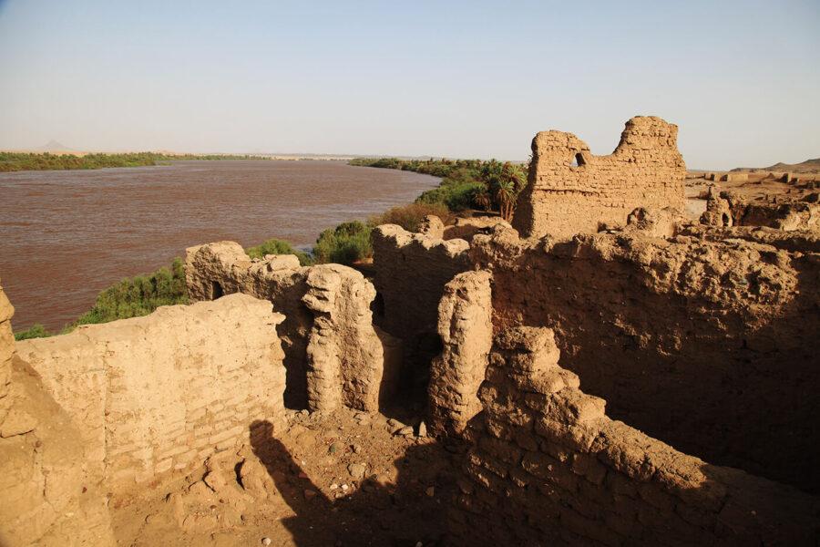 Sudan - ruiner - Younes Rejser