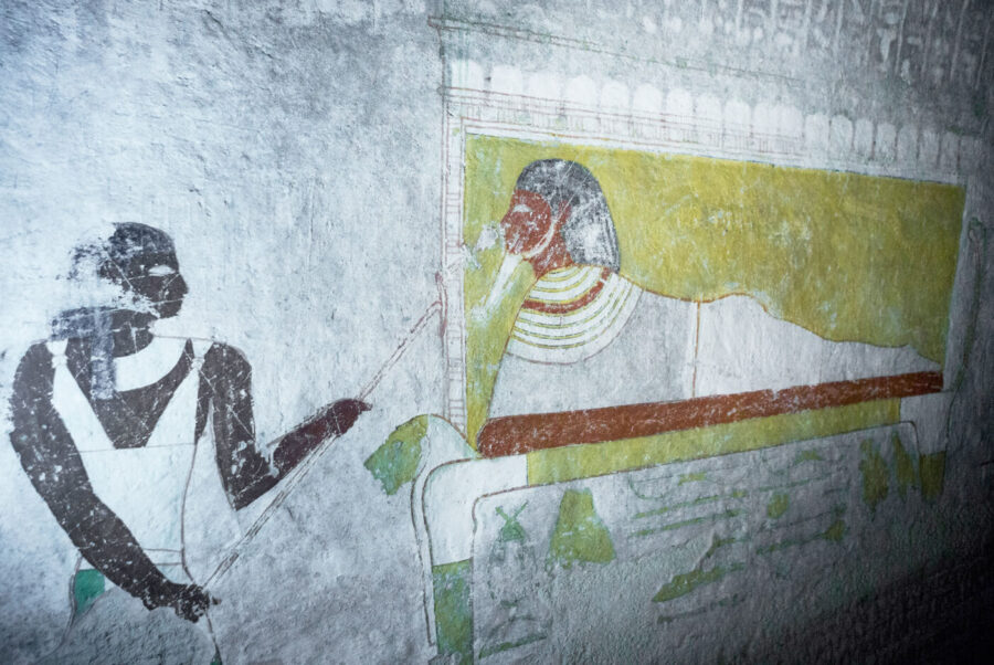 Sudan sfinks - Younes Rejser